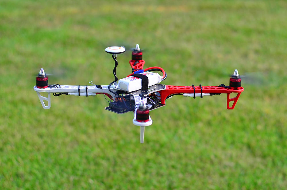 DJI-f450-Quadcopter