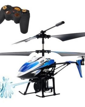 Hot-Sale-Wltoys-V319-3-5CH-Spray-Remote-Control-rc-helicopter-Drone-Shoot-Water-Shooting-Jet