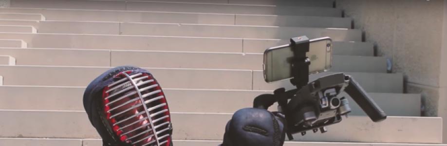 Kaip DJI Mavic paversti rankine kameros stabilizavimo sistema – Polar PRO Katana